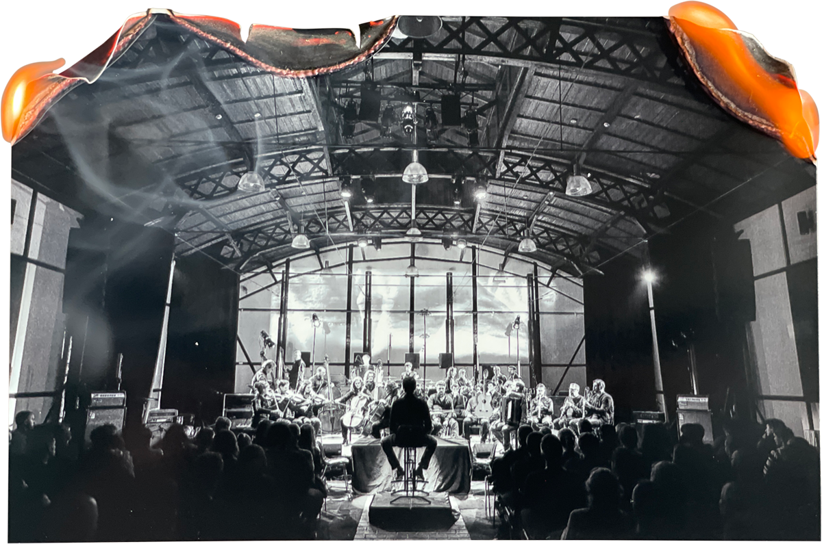 ONCEIM - Orchestra of New Musical Creations and Experimentations